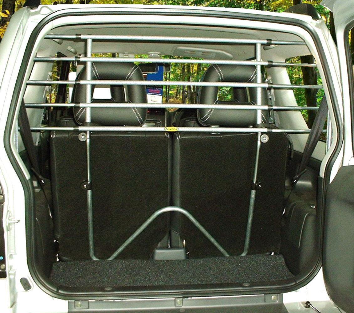 Car Dog Guard Tubular Headrest Mounted T95 Large 33-41cm