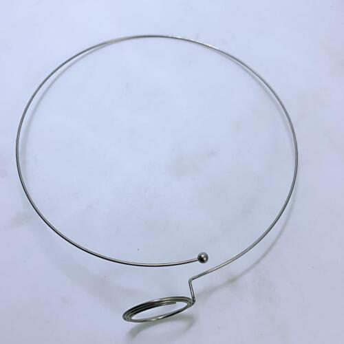 Kopfbandlupe Lupenbrille Stirnband Lupe Halter aus Edelstahl