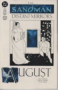 The Sandman #30 Distant Mirrors: August