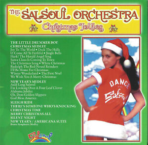 The Salsoul Orchestra – Christmas Jollies             New cd  Canada Import