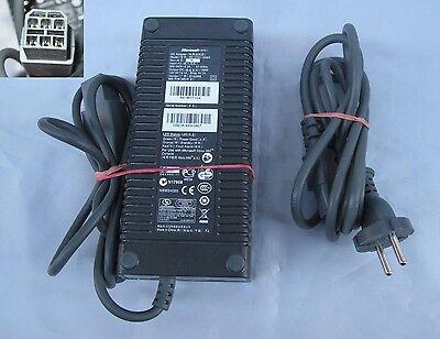 Original Netzteil für XBOX 360 Konsole 150 Watt mit Stromkabel