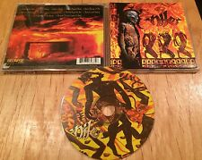 Nile - Amongst The Catacombs Of Nephren-Ka CD 1st US press behemoth suffocation