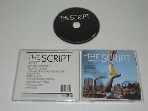 The-Script-The-Script-sony-BMG-Rca-88697332539-CD-Album