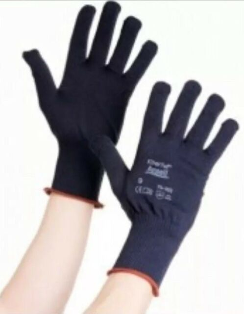 Ansell Fibertuf Gloves 76-501 Size 8 Pack of 12