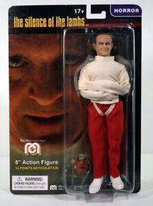 Das Schweigen der Lämmer Actionfigur Lecter in Straightjacket 20 cm