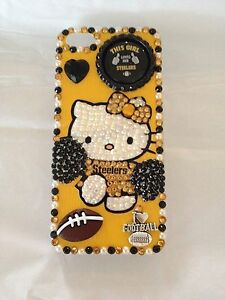 Pittsburgh Steelers Phone Case Iphone 4s 5s 5c 6 7 Plus