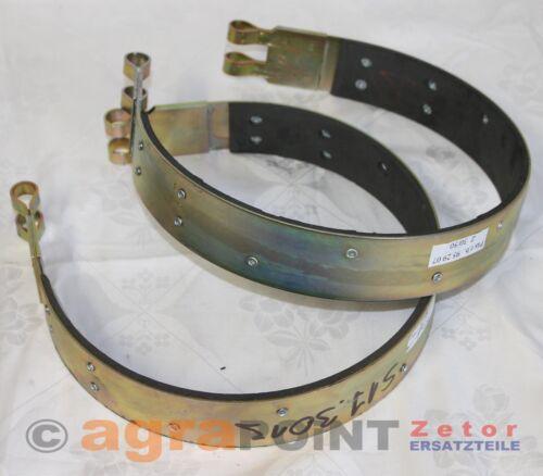ar nuevo-Zetor 50 super-bremsbandset-s17.3013 Zetor by agrapoint