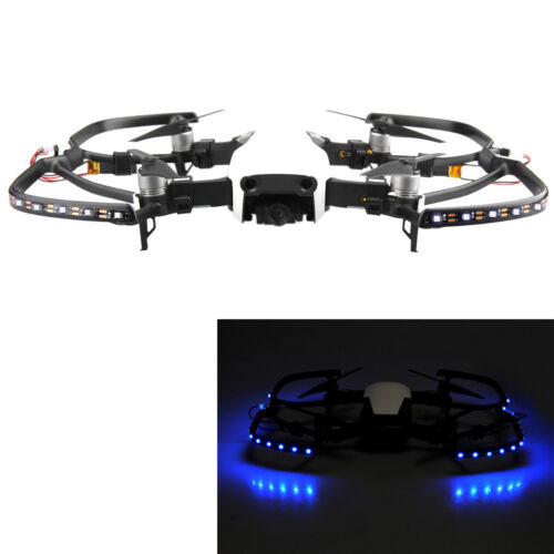 Details about  /Night Flying Cruise LED Light Strap Lamp Band Decoration Part for DJI Mavic Air