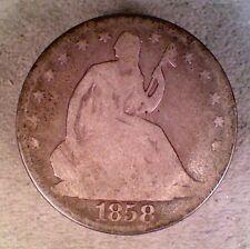 1858-O Seated Liberty Half Dollar (001)