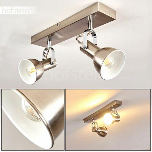 Vintage Wohn Raum Decken Strahler modern verstellbar Flur Dielen Lampe Leuchte