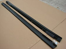 Subaru Impreza STi 03-2007 Side skirt Extensions Blobeye, Hawkeye (Polyurethane