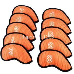 10pcs-set-Mesh-Golf-Club-Head-Cover-Iron-Headcover-For-Callaway-Titleist-Mizuno