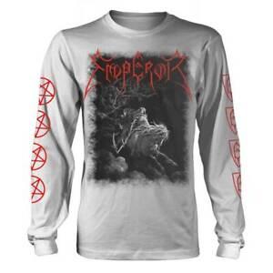 Emperor-039-Rider-2019-039-White-Long-Sleeve-T-shirt