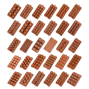 Silicone-Chocolate-Molds-Cake-Decorating-Candy-Cookies-Baking-Moulds-Sugarcrafts