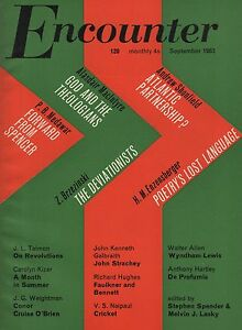 ENCOUNTER-MAGAZINE-September-1963-PROFUMO-NAIPAUL-CAROLYN-KIZER-WYNDHAM-LEWIS