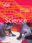 KS1 Science Activity Book Year 1 Term 1 by Letts Educational (Paperback, 2001)