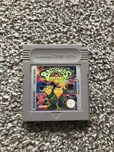 Original-Battletoads-in-Ragnaroek-Welt-Nintendo-Gameboy-Original-Spiel-WAGEN