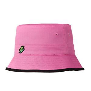 Superdry Sportstyle Nrg Bucket Womens Headwear Hat - Shocking Pink All Sizes