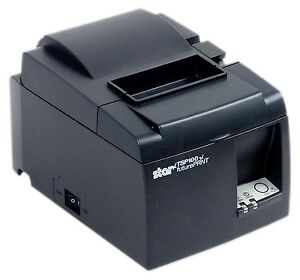 Star tsp100 futureprnt tsp143u thermal receipt usb printer for Thermal star windows