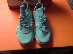 1839038db3eac Nike Air Huarache Run Ultra Fresh Mint White Running Shoes [819685 ...