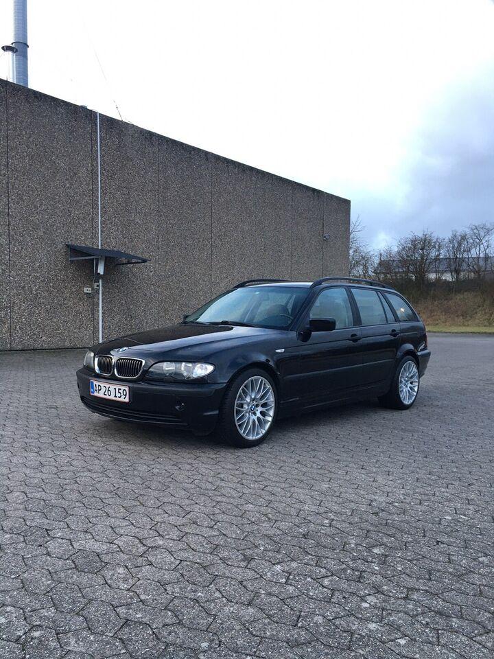 BMW 316i, 1,8 Touring, Benzin