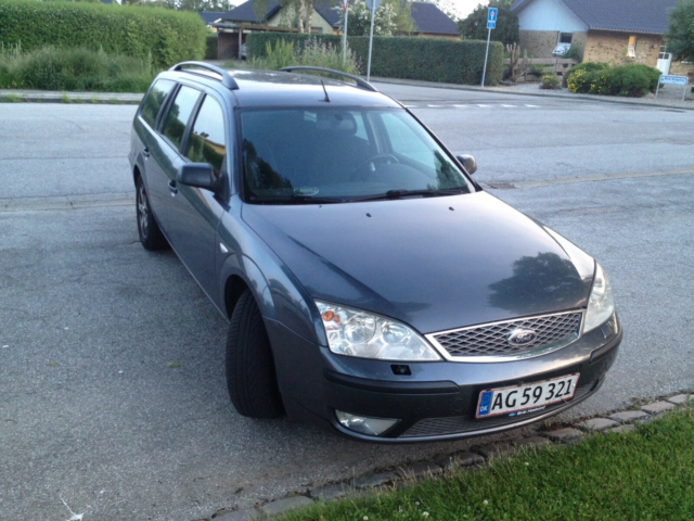 Ford Mondeo, 2,0 TDCi 115 Trend stc. aut., Diesel, 2005,…