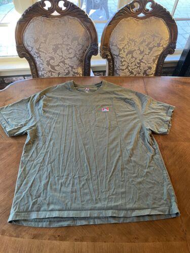 Ben Davis Men's XXL 2XL Pocket T Tee Shirt Short S
