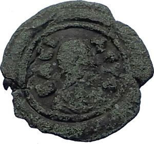 AKSUMITE-KINGDOM-400AD-Authentic-Ancient-Anonymous-Roman-Times-Coin-i69194