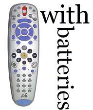 Dish 6.0 TV2 #2 Remote & Batteries Bell ExpressVU IR UHF PRO 722 222 612 Blue RF