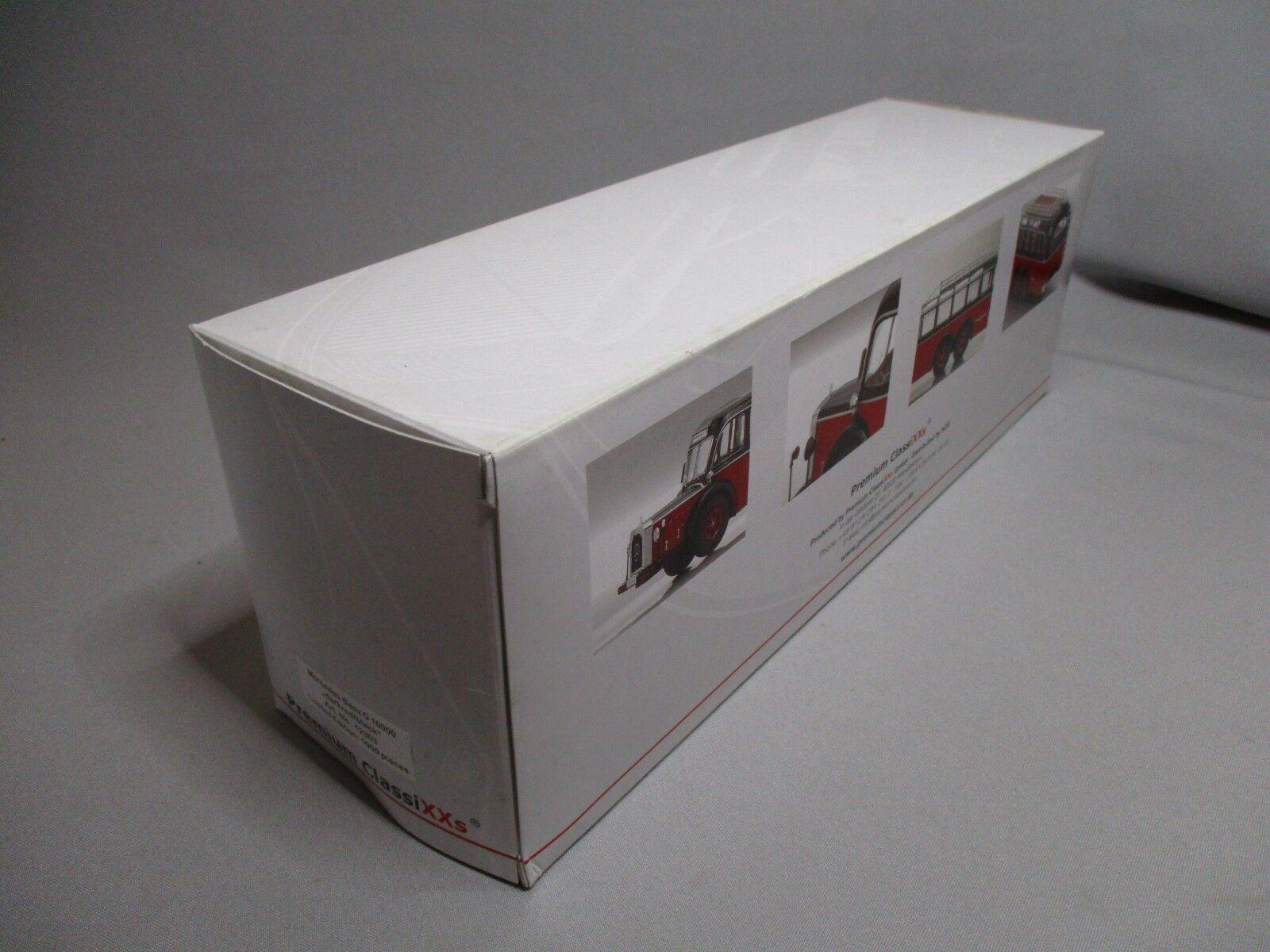 DV8295 DV8295 DV8295 PREMIUM classeIXXS 1 43 MERCEDES BENZ O 10000 nero Ref 12303 LTD 1000 P 0fab80