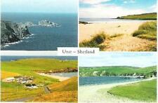 Unst, Shetland - multiview inc Muckle Flugga, Northwick Beach, Shaw, Burrafirth