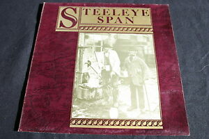 STEELEYE-SPAN-LP-33T-12-034-TEN-MAN-MOP-OR-MR-RESERVOIR-BUTLER-RIDES-AGAIN-1971