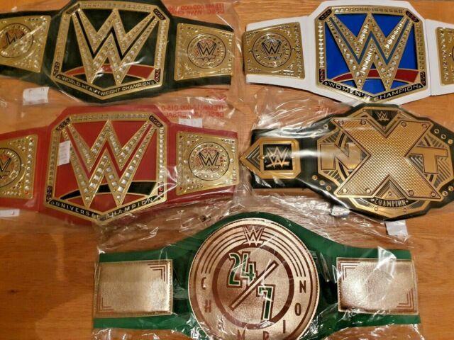 Wwe NXT Childrens Chamionship Belt