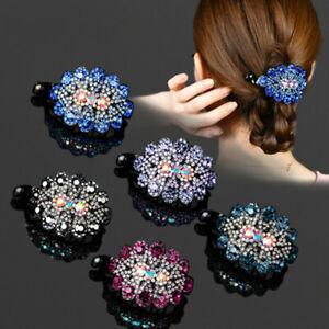 Women-039-s-Hair-Claws-Girps-Barrettes-Slide-Hair-Pins-Clips-Accessories-Wedding