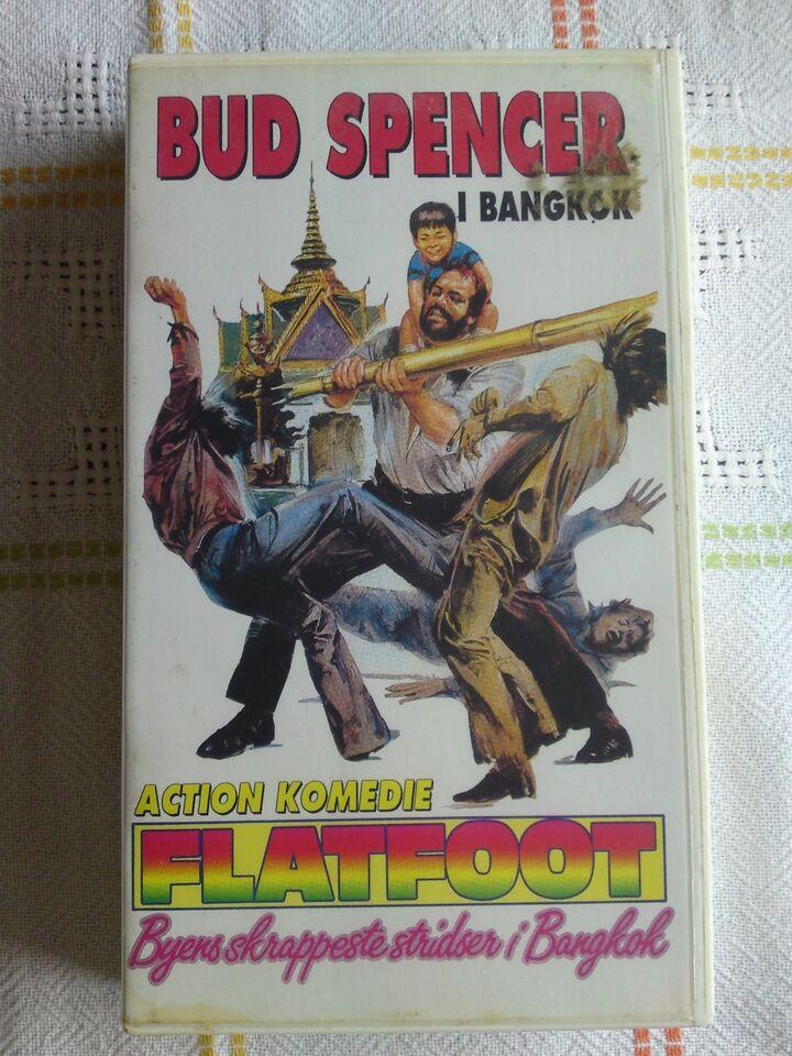 Action, flatfood i bangkok