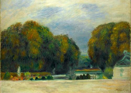 4266 Versailles Pierre Auguste Renoir Art Print//Poster