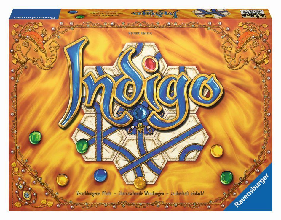 punto de venta Ravensburger Indigo Indigo Indigo Lege Juego Gemas Coleccionista de Mesa Infantil  suministro de productos de calidad