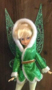 Disney-Fairies-MINI-Tinkerbell-doll-wings-replacement-HOMEMADE-Tinker-Bell
