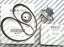 KIT-CINGHIA-DISTRIBUZIONE-ORIGINALE-POMPA-ACQUA-ALFA-ROMEO-GIULIETTA-1-4-GPL miniatura 2