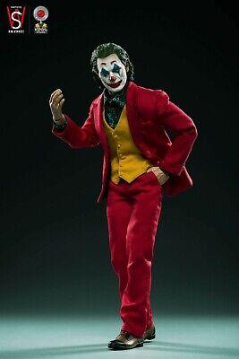 SWTOYS FS027 1//6 Joker 12/'/' Male Figure Joaquin Phoenix Clown ❶USA IN STOCK❶