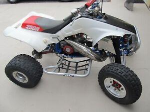 HONDA TRX250R Laegers Pro-Trax. Walsh Chassis ESR Big Bore, Spare Engine, Axis
