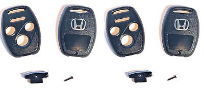 X2 4B Honda Remote Key Shell Case Repair Kit DO IT YOURSELF No Locksmith Needed