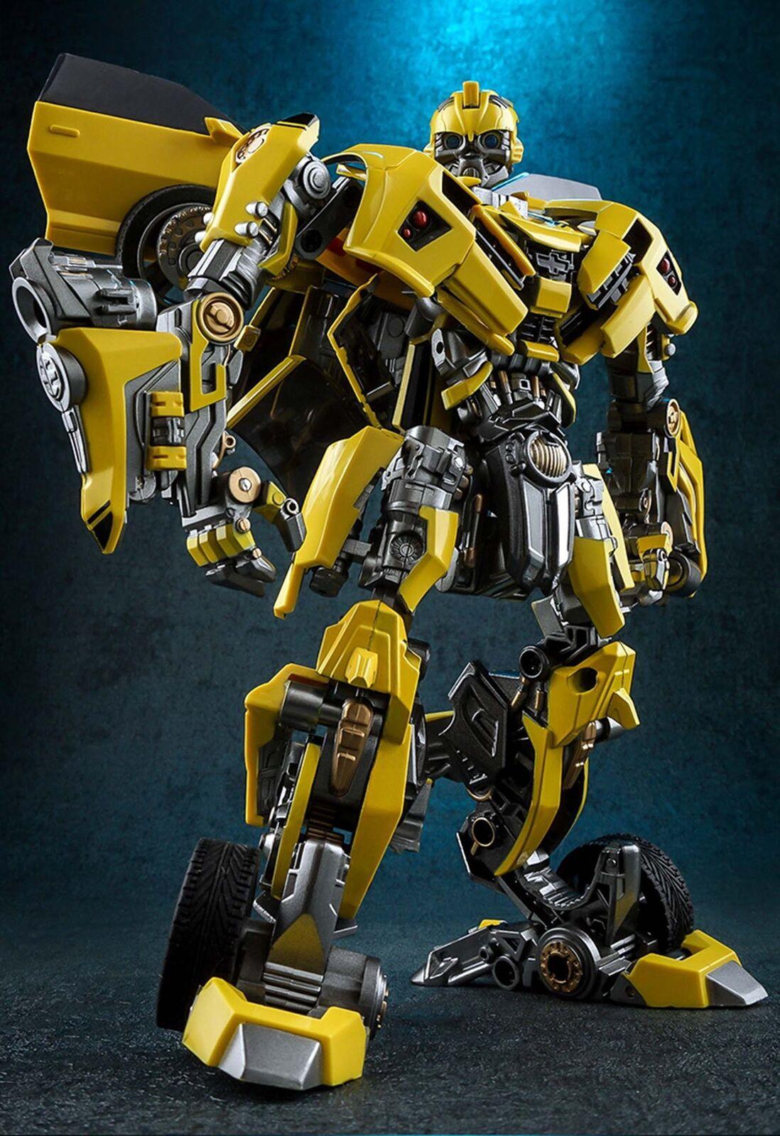 M03 Weijiang WJ Bumblebee Battle Hornet Transformers Figura De Acción Hot