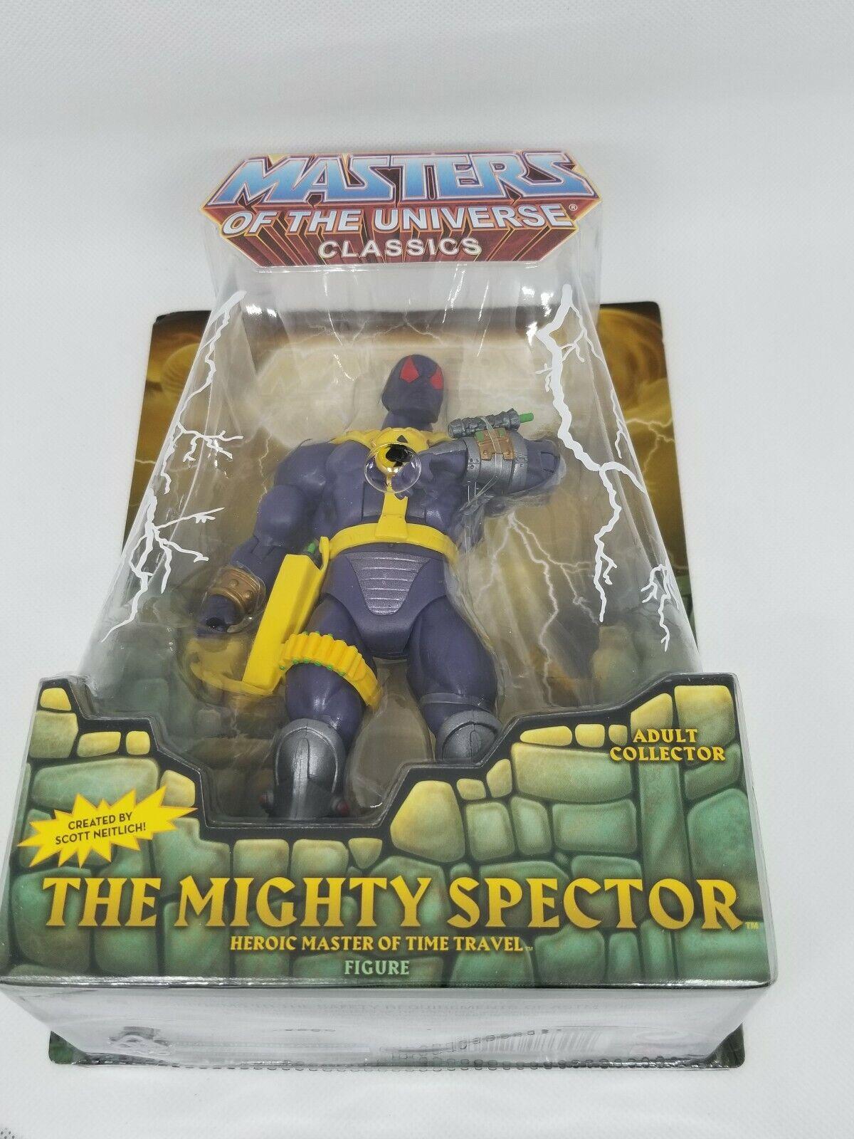 Motuc, Amos del Universo, Mighty Spector Amos del universo clásicos He-man