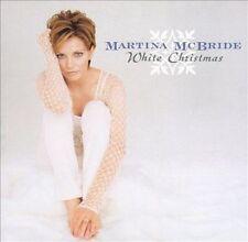 MARTINA McBRIDE WHITE CHRISTMAS CD