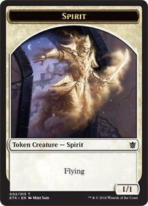 4-x-Spirit-Token-Khans-of-Tarkir-Common-Near-Mint