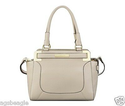 Anne Klein Bag Trinity Medium Satchel Vanilla Bean by Agsbeagle tmm