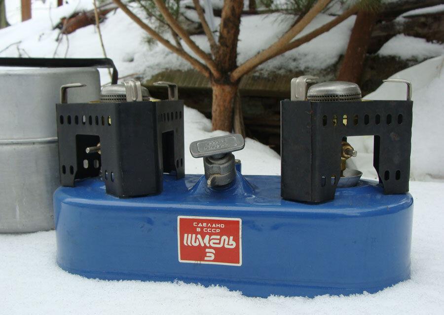 Soviet Portable Travel Camping Shmel 3 USSR PETROL  GASOLINE PRIMUS STOVE NEW  good reputation