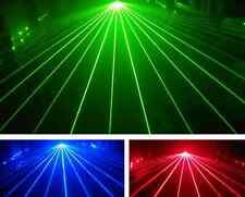 Fat Beam Mini Laser Moving Head Rot 650 nm 200 mW