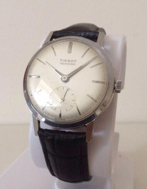 Tissot Vintage Seastar 17 Jewels Hand-Winding Watch 1965-1970